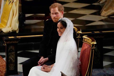 Harry Meghan royal wedding