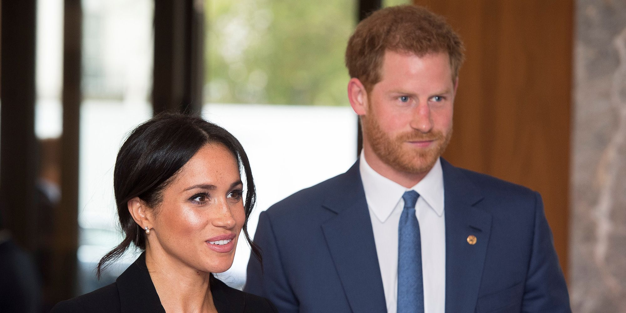 Meghan Markle and Prince Harry just shared the one thing they don't like about being royal