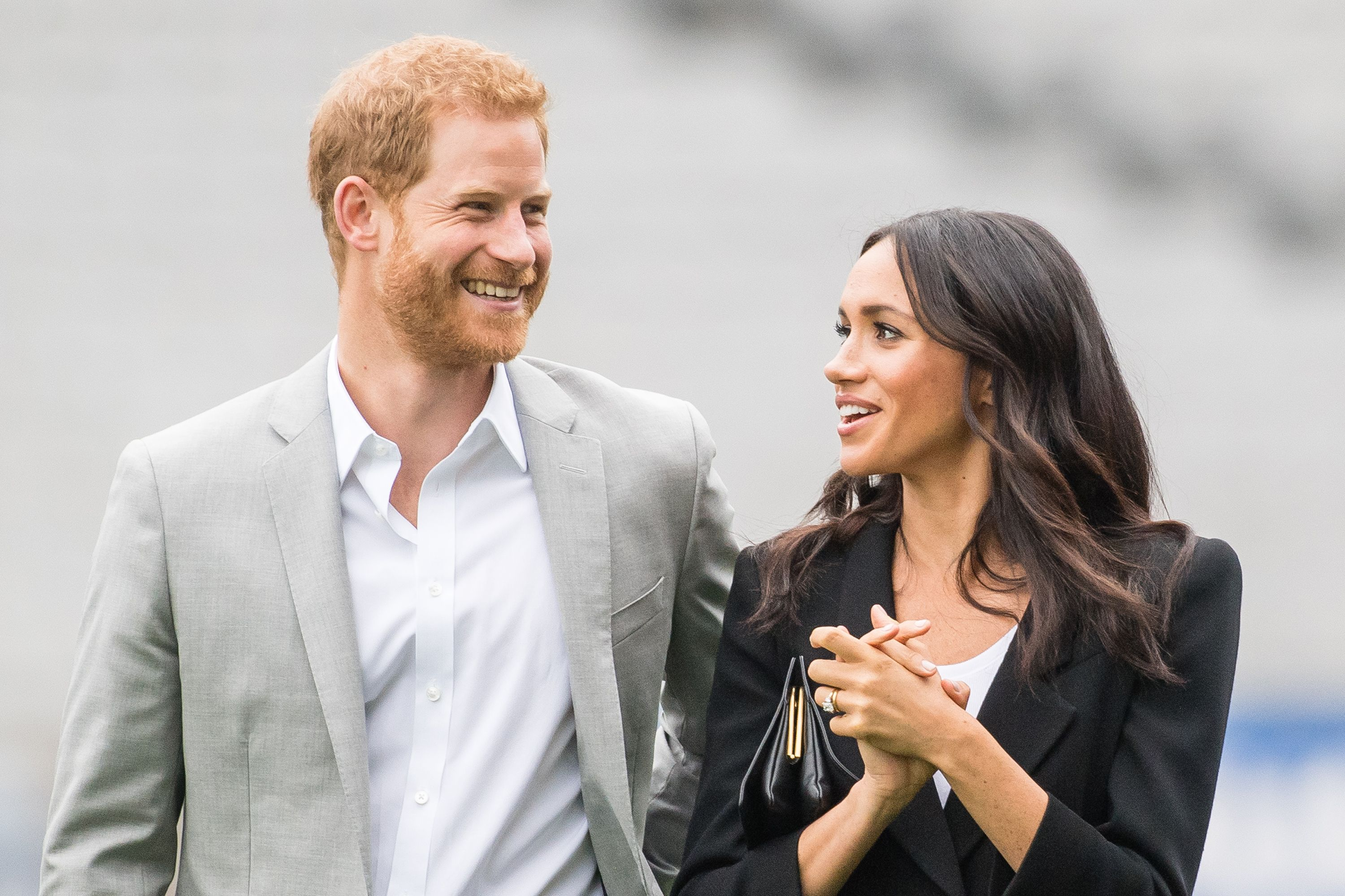 the duke and duchess of sussex have launched their own instagram account harper s bazaar