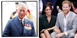 Prince Charles personal note after pregnancy news | ELLE UK