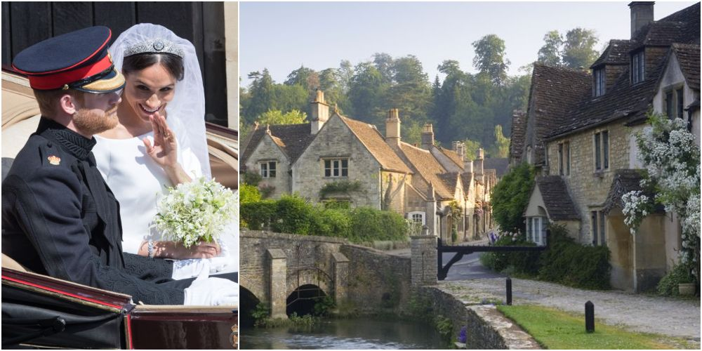 prince harry and meghan markle have just signed a lease on a beautiful cotswold home prince harry and meghan markle have