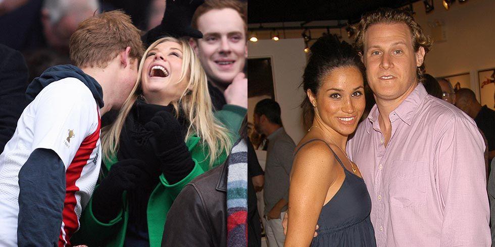 Prince Harry's 'secret girlfriend' Meghan Markle drops HUGE hint at royal romance