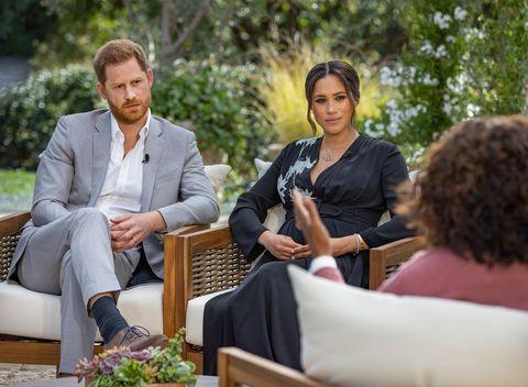 meghan and harry  oprah winfrey interview