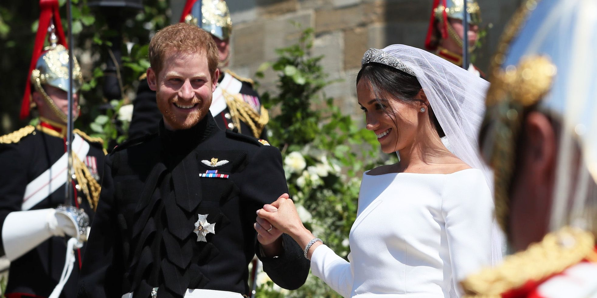 Prince Harry Gave The Most Beautiful Speech About Meghan Markle On