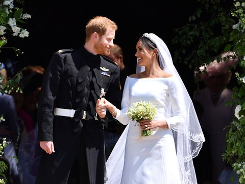 96f8b61a20b0 Royal Wedding in pictures. Getty Images. The Duke and Duchess of Sussex ...