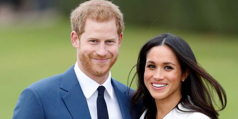 Prince Harry and Meghan Markle's wedding date is announced