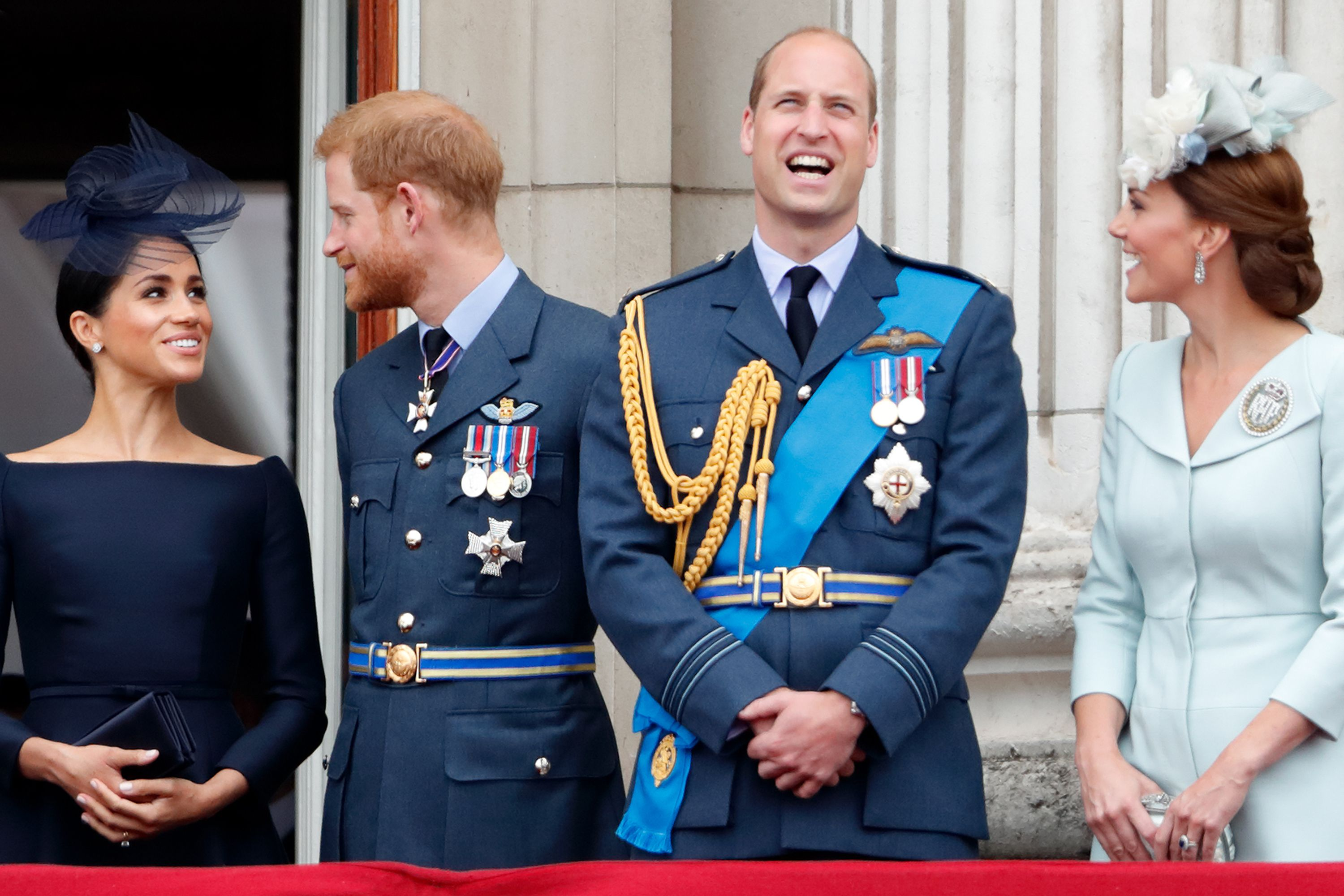 The Duke and Duchess of Sussex are splitting households from the ...