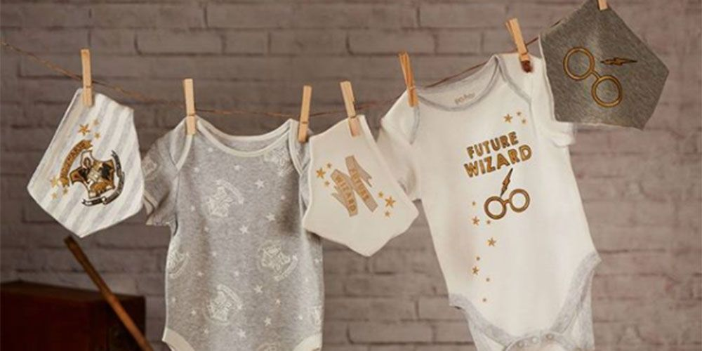 Primark is selling Harry Potter baby clothes