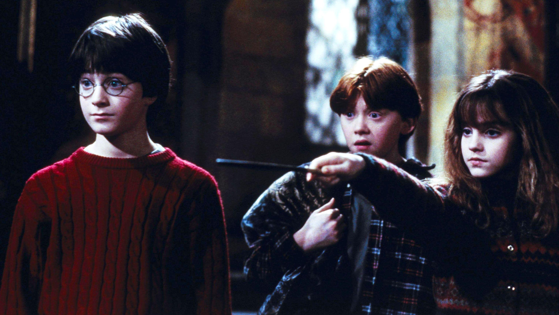 Resultado de imagem para Harry Potter and Philosopher's Stone audition