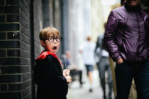 harry potter walking tour in london named uk's best day out
