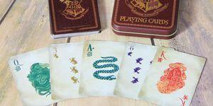 Harry Potter Juego de cartas