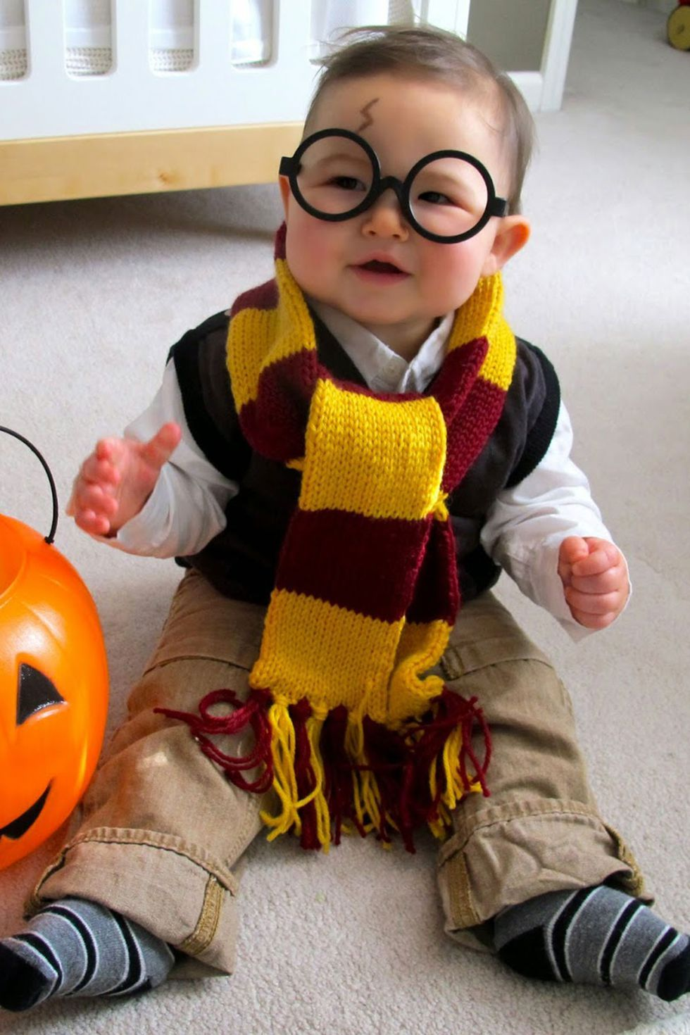 harry potter halloween costume baby