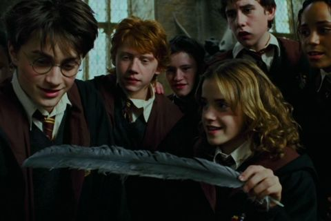how to watch the harry potter films in order online