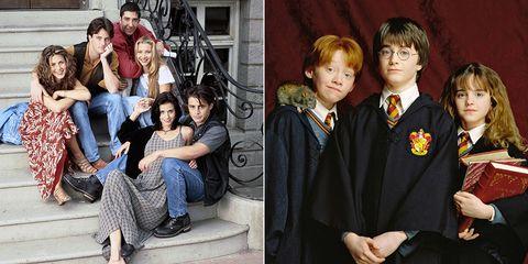 Harry Potter Friends
