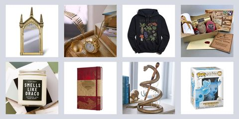 harry potter gifts merch