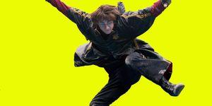 Harry Potter giros guión