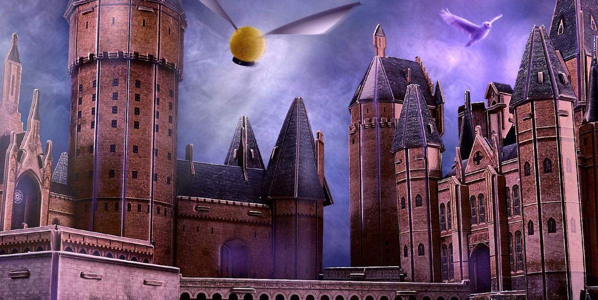 Harry Potter: El puzzle 3D que te hará sentir un auténtico alumno de Hogwarts