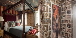 There's a Harry Potter-themed holiday home in Edinburgh that you can rent out