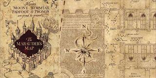 Mapa Del Merodeador Comprar.Harry Potter Lampara Snitch Dorada
