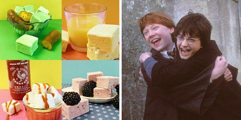 Harry Potter Marshmallow