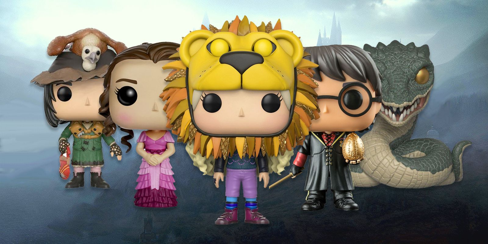 Funkos Harry Potter