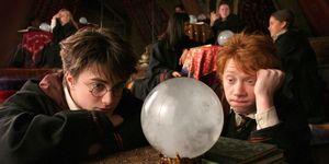 Harry Potter cosas ilogicas
