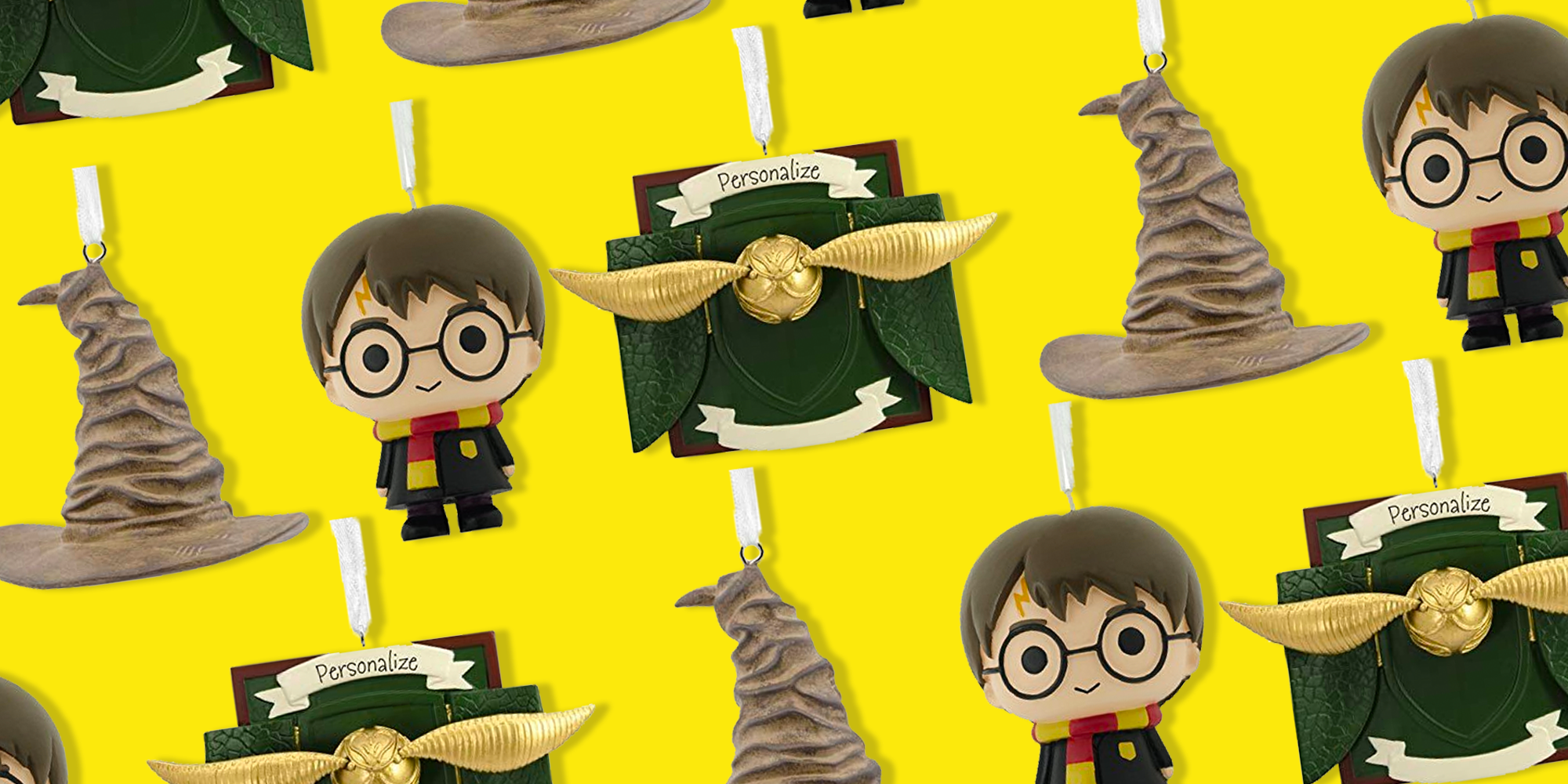 20 Harry Potter Ornaments That'll Add Magic to Your Christmas Tree