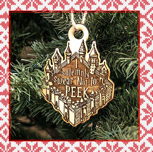 Harry Potter Christmas.30 Best Harry Potter Ornaments Harry Potter Christmas Tree