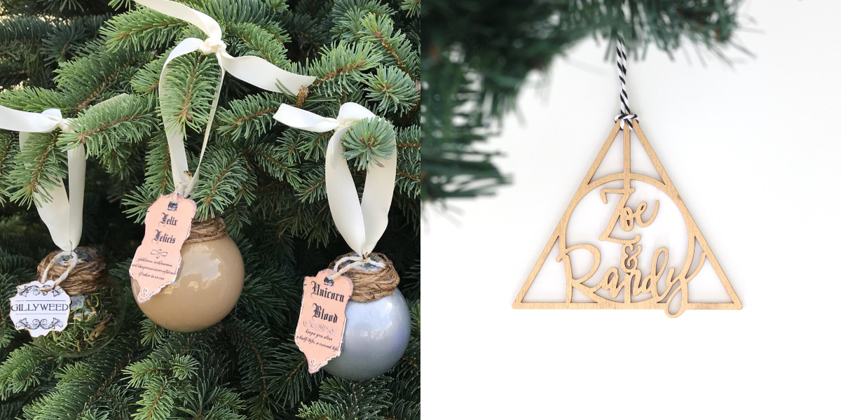 10 Best Harry Potter Ornaments For Christmas Trees