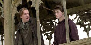 Harry Potter Patronus Lupin