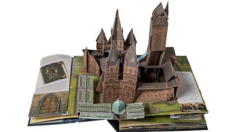 Hogwarts Pop Up