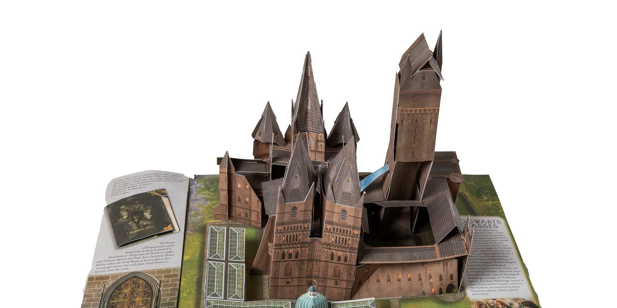 Hogwarts Pop Up