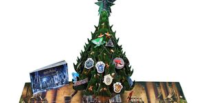 Harry Potter pop-up Navidad