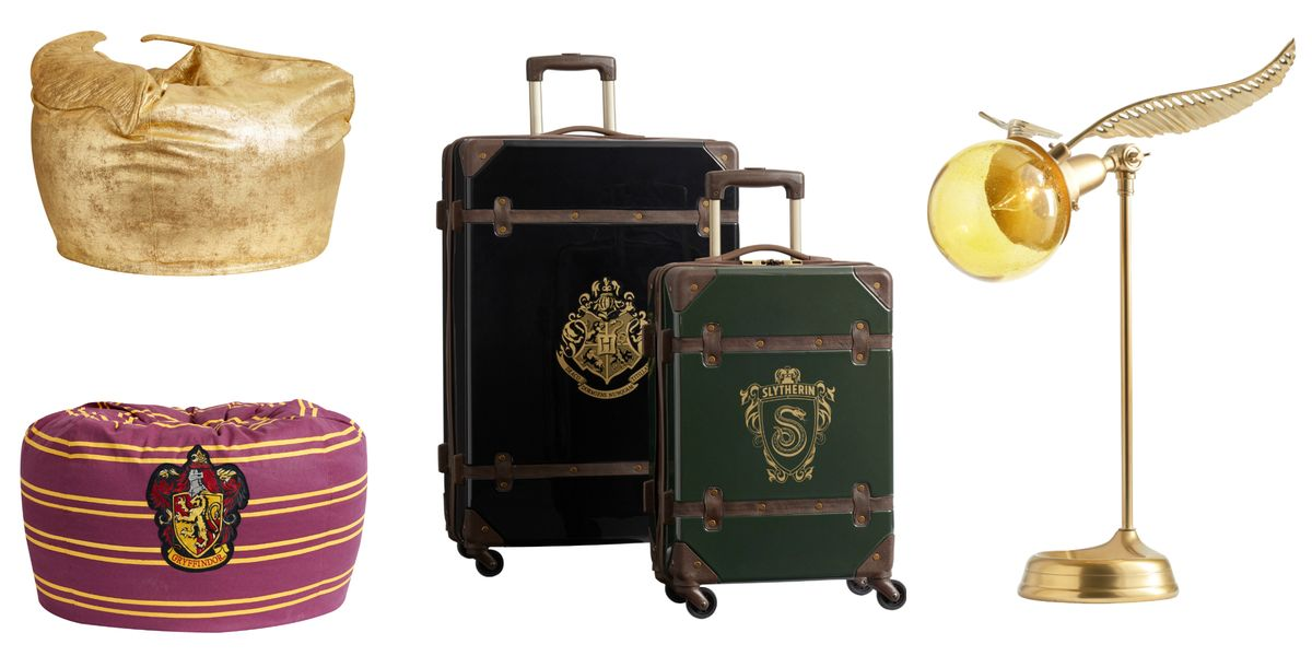this harry potter collection from pottery barn is siriusly amazing. Black Bedroom Furniture Sets. Home Design Ideas