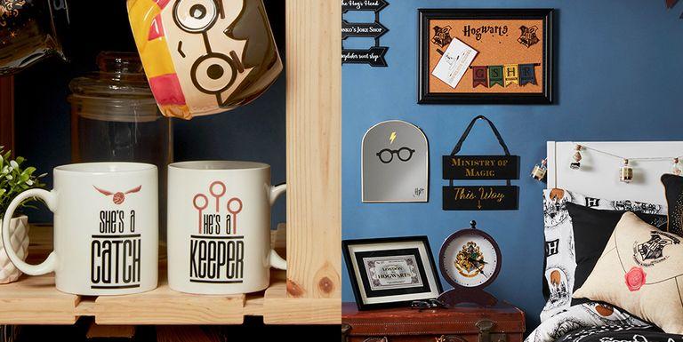 Harry Potter Merchandise Primark Harry Potter Homeware Range