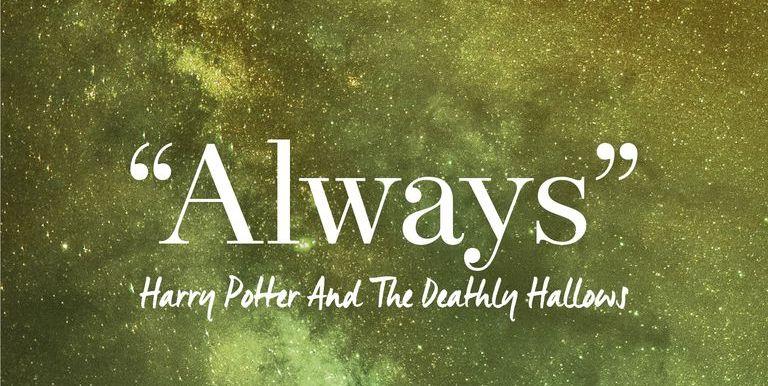 Best Harry Potter Quotes Books Culture