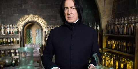 Harry Potter Snape