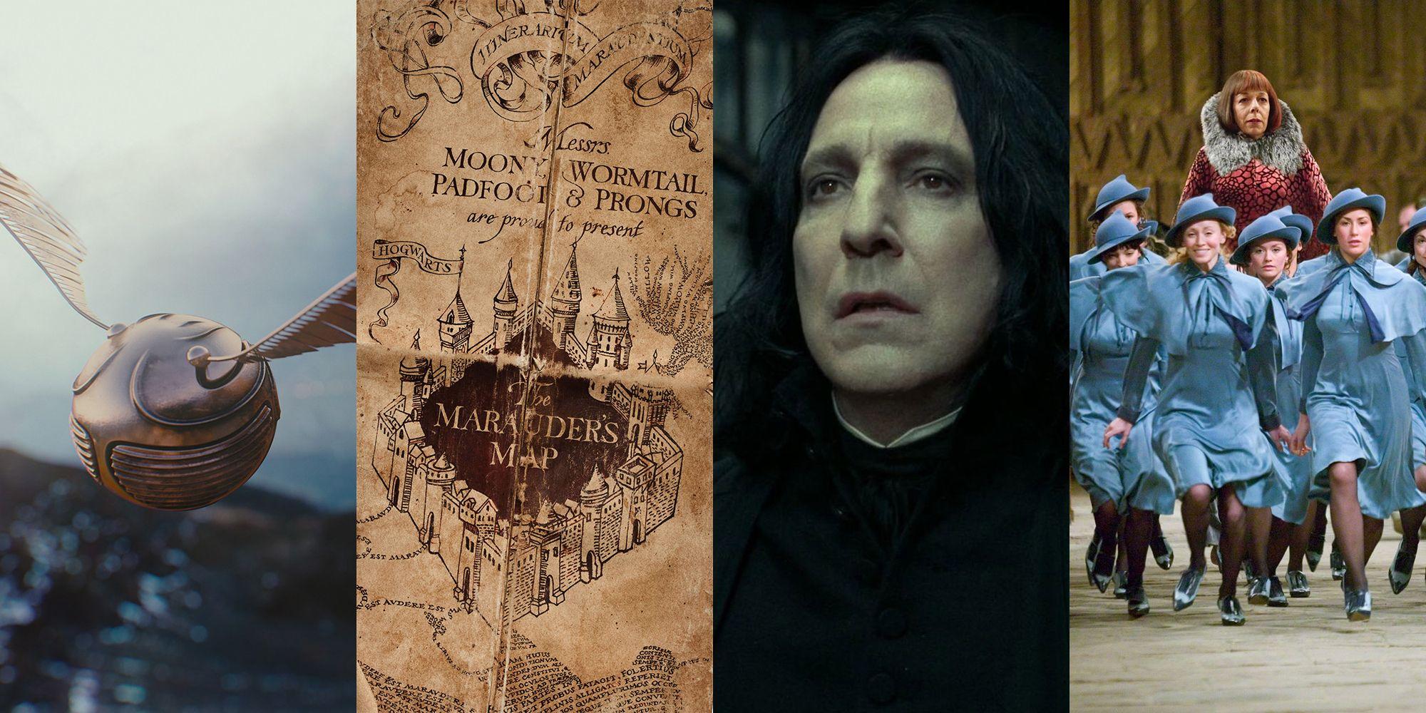 10 spin-offs de 'Harry Potter' que necesitamos - Peliculas Harry Potter