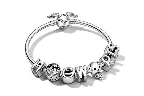 Pandora聯名哈利波特推出珠寶串飾