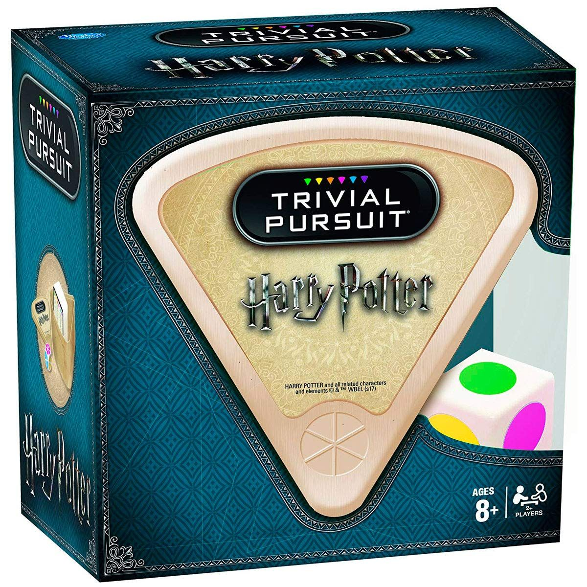 Harry Potter: compra el Trivial en español en Amazon