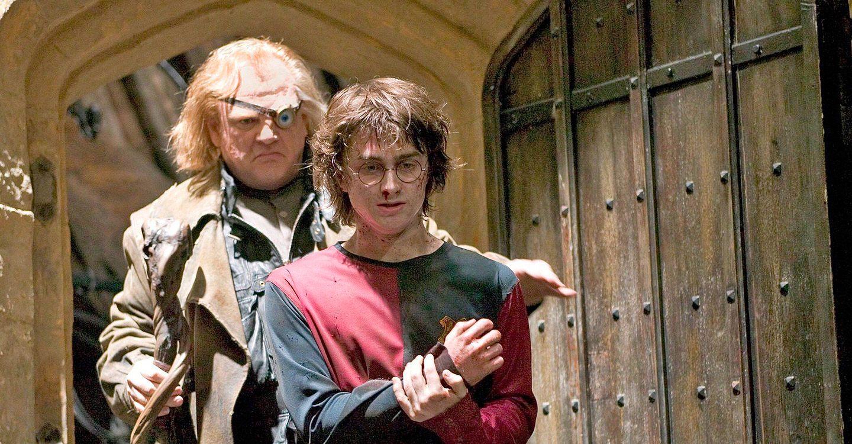 Harry Potter El Caliz del Fuego Escena eliminada