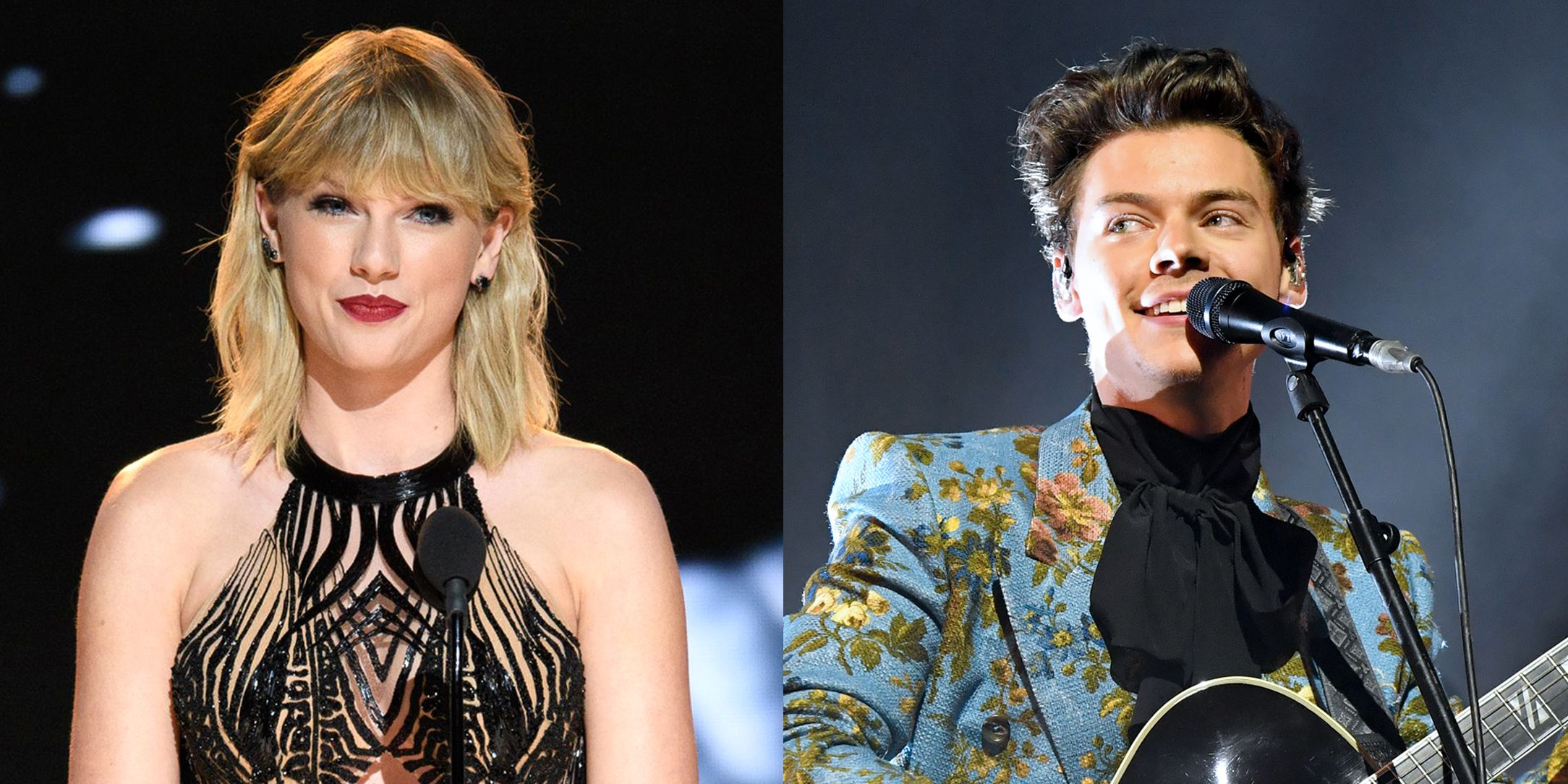 Harry Styles Mentions His Ex Taylor Swift And Fans Are Ready For A Reunion