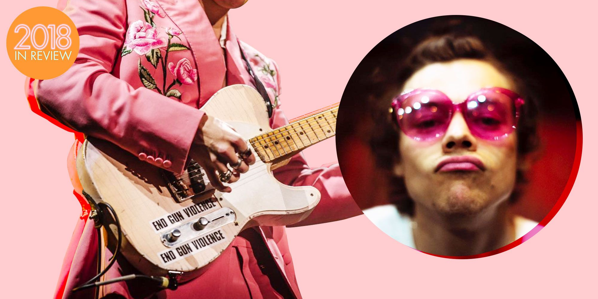 21 Times Harry Styles Saved 2018 From Being A Complete Garbage Fire