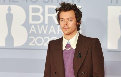 the brit awards 2020   red carpet arrivals