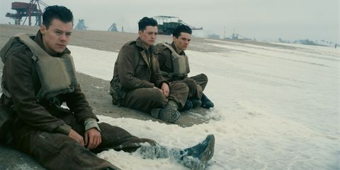 Harry Styles Dunkirk Character