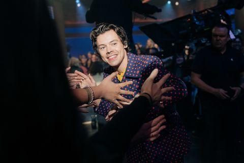 Harry Styles emergenza coronavirus