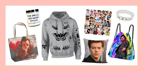 harry styles merch gifts 2021