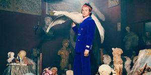 Harry Styles campaña Gucci Tailoring