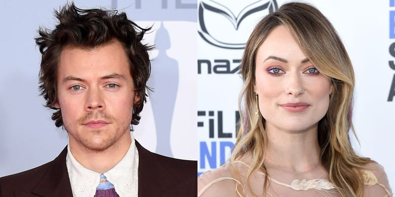 A Complete Timeline of Harry Styles and Olivia Wilde's ...