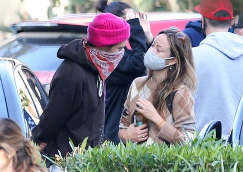 See Photo of Harry Styles and Olivia Wilde Showing PDA in Santa Barbara